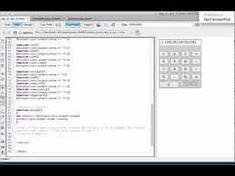 simple javascript calculator tutorial  simple javascript calculator tutorial