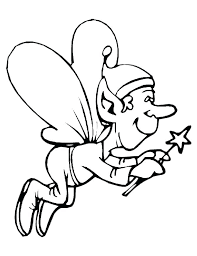 tooth fairy coloring page fairy coloring page pencil and in color fairy fairy coloring page 5