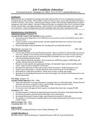 accounts payable specialist resume sample cipanewsletter accounts payable clerk objective accounts specialist resume sample