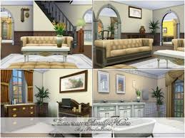 American Family Home by Pralinesims at TSR  Sims 4 Updates