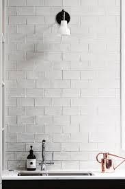 Best 25+ White brick tiles ideas on Pinterest | White gloss ...