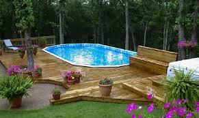 Amazing Above Ground Pool Design Trends MyDolphinPod