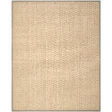 rug natural fiber natural fiber natural grey indoor area rug safavieh natural jute rug 8x10 natural