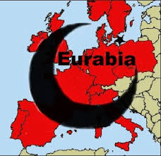 Risultati immagini per muslims in europe map