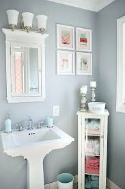 half bathrooms. Bathroom Sink Without Cabinet Magnificent Brilliant Small Pedestal Sinks  For Bathrooms Best Ideas Home Design Half H