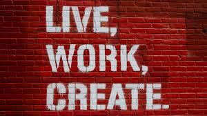 Live 4K Wallpaper, Work, Create, Brick ...