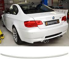 BMW 5 Series bmw e92 price : Buy 07-13 BMW 3 Series E92 Trunk Spoiler OEM Painted # 300 Alpine ...