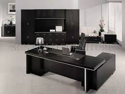 popular black wooden office executive desk sz od011 photo detailed about popular