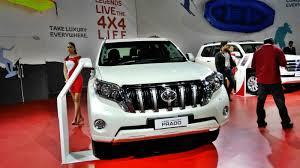 Toyota Prado Hybrid - Auto cars