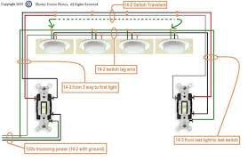 3 way switch wiring diagram multiple lights way switch wiring how to wire a single pole switch with power at light at House Wiring Diagram Multiple Lights