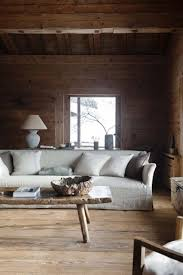 cabin living room furniture. Not For Color, Simply Belgian Linen Clean Lined Sofa, Comfy Seat-Cabin Living Room Design By Axel Vervoordt Cabin Furniture N