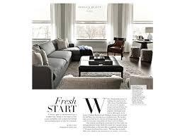 Beaux Arts Interior Design Magnificent Press Kate Taylor Interiors