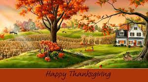 Thanksgiving HD Widescreen Desktop ...