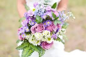 garden bouquet. Purple Garden Bouquet W