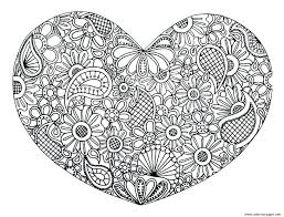 Coloring Pages For Adults Flowers Avusturyavizesiinfo