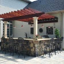 build a patio bar. Build A Patio Bar C