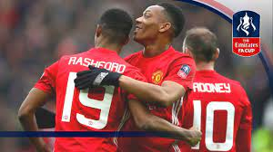 Manchester United 4-0 Reading - Emirates FA Cup 2016/17 (R3) | Goals &  Highlights - YouTube