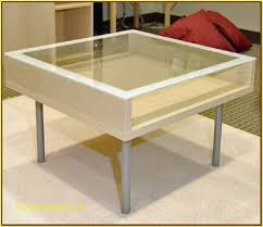 unique square glass top coffee table coffee tables with storage ikea