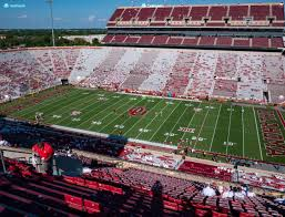 Gaylord Family Oklahoma Memorial Stadium Section 102 Seat