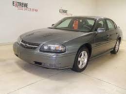 Used 2004 Chevrolet Impala Ls In Jackson Michigan