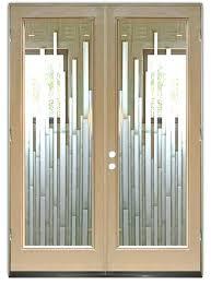 glass front door designs. Contemporary Glass Doors Exterior Frosted Door Front Image Collections Design Designs