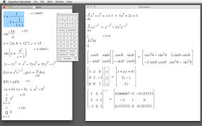 equation calculator screenshot 1