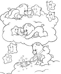Small Picture Bear Coloring Pages For Kids Coloring Pages Pinterest Care