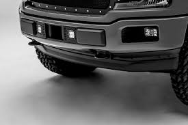 2017 F150 Light Bar Bumper Mount Zroadz Lower Bumper Mounting Kit 2018 F 150 W 2 3 Inch Led Light Bar And Wire Harness