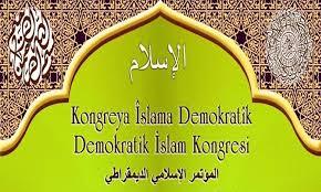 demokratik islam kongresi ile ilgili görsel sonucu