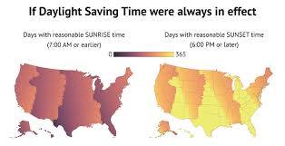 Where To Hate Daylight Saving Time And Where To Love It