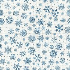 Bed Sheet Texture Seamless Winter Snow Flakes Doodles Seamless