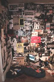 Punk Rock Bedroom Decor