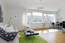 Collect this idea Inspiring All-In-One-Room Apartment in Stockholm