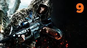 Прохождение Sniper: Ghost <b>Warrior</b> 2 - Часть 9: <b>Нож</b> в темноте ...