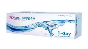 купить <b>контактные линзы IQLens</b> Oxygen 1-day (30 линз) по ...