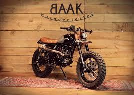mash 125 scrambler by baak motorcycles life of a motorcyclist
