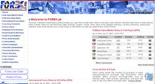 Forex Pk Currency Rates Currency Rates In Pakistan