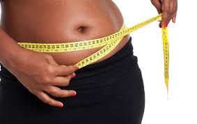 Image result for stubborn tummy fat african