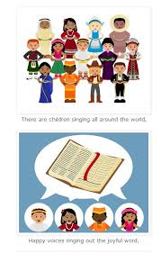 I Belong To The Church Of Jesus Christ Flip Chart Primary Notes 29 Ocd Choristers Flip Chart For