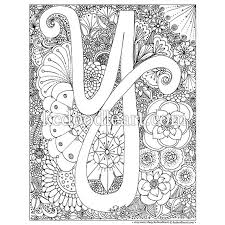 Small Picture letter y alphabet coloring pages for kids letter y words