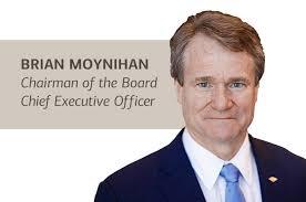 Bank Of America Organizational Chart Bank Of America Executive Leadership Teams