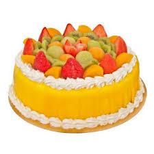Sharjah Mixed Fruit Cake Flower Delivery 1kg Fresh Fruit Cake