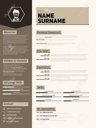 Awesome Great Simple Resume Designs Gallery Documentation