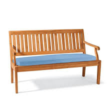 Double Piped Bench Cushion