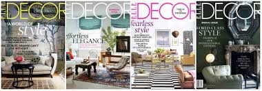 Small Picture Interior Design Magazines 10 Home Decorating Magazines to Help