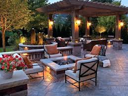 circular outdoor fireplace large size of fire pits wondrous brick patio and fire pit backyard round