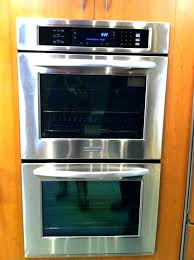 24 inch wall ovens in double wall oven electric double wall ovens double wall oven architect