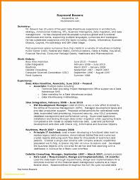 Printable Resume Templates New 50 Word Resume Template Free 7k