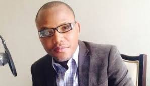 Image result for PHOTOS OF NNAMDI KANU