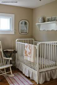 Farmhouse Nursery - so darn sweet!